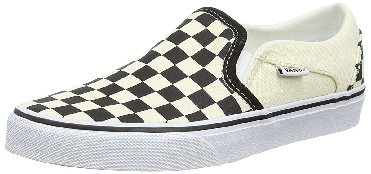 Vans Asher, Women's Low-Top Sneakers