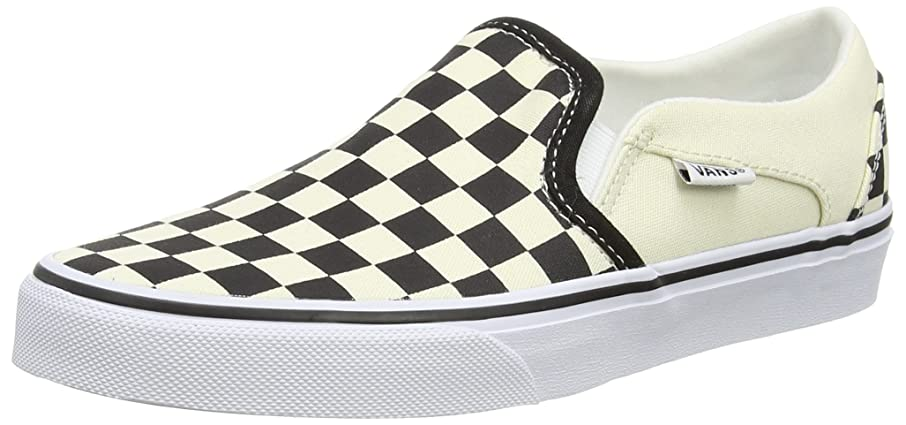 Vans Asher, Women's Low-Top Sneakers