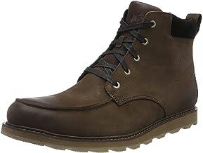 سورل - چکمه ضد آب ، کفش مردانه Madson Moc Toe ، کفش همه هوا برای پوشیدن روزمره
