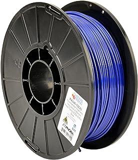(Blue) - Aleph Objects Inc.Chroma Strand INOVA-1800 Copolyester Filament, 2.85 mm, 1 kg Reel, Blue