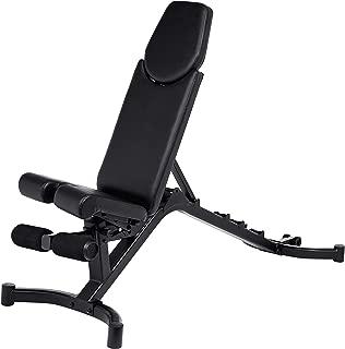 AmazonBasics Adjustable Exercise Weight Bench