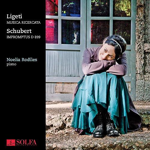 György Ligeti: Musica Ricercata - Franz Schubert: Impromptus, Op. 90, D899
