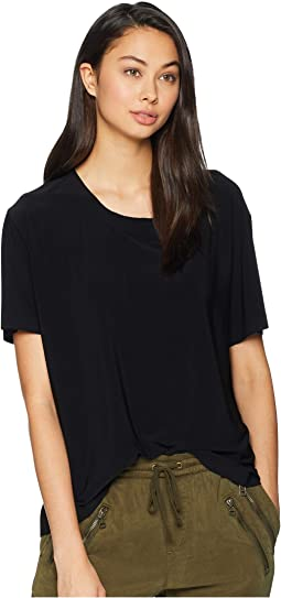 Short Sleeve Boxy Top