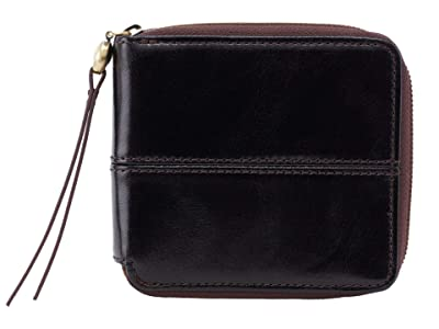 Hobo Zippy (Black) Handbags