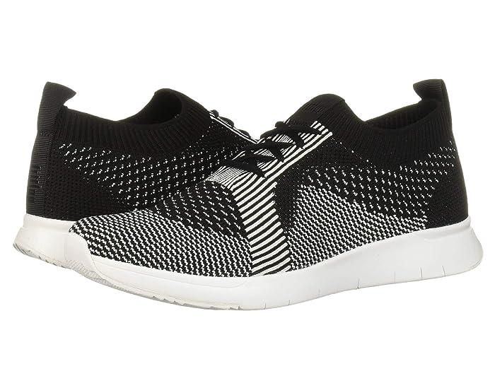 FitFlop Marble Knit Slip-On Sneaker