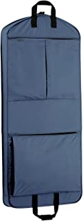 Extra Capacity Garment Bag with Pockets