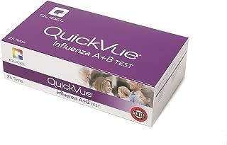 QuickVue Quidel Influenza A+B Test (Pack of 25)