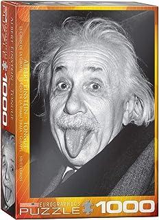 EuroGraphics Einstein (Tongue) 1000 Piece Puzzle