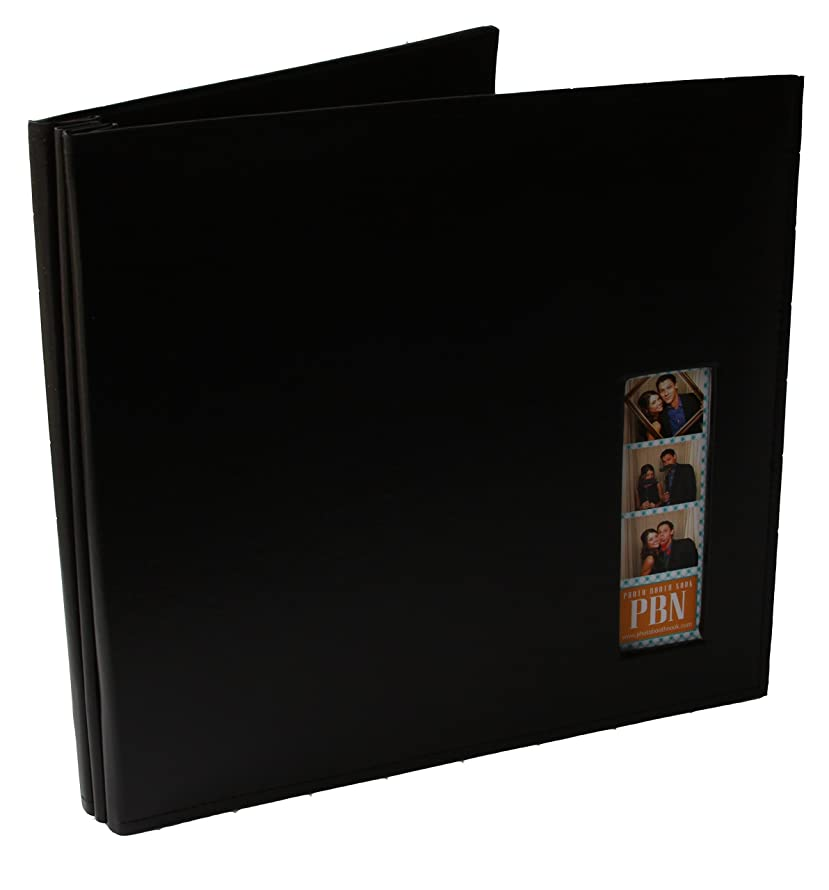 Photo Booth Scrapbook Album - Leatherette
