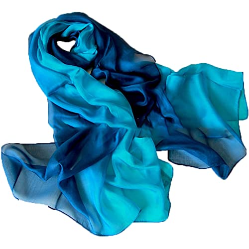 cba97f9c983a5 Silk Scarves: Amazon.co.uk