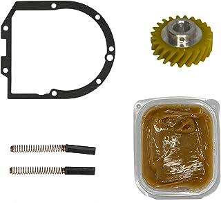 Kit de rechange composé de Worm Gear, joint et graisse de transmission pour robot de cuisine Kitchenaid Artisan, Ultra et ...