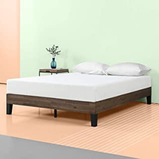 acacia wood king bed