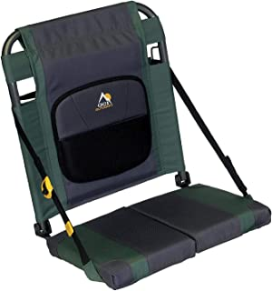 Canoe Seat With Back Support Ascend Kayak Seat Old Town Canoe Outdoor Big Comfort Stadium Chair Kayak Seats With Back Support For Sit On Top Adjustable Seat Portable Seat Perfect For Outdoor Green