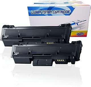 Inktoneram Compatible Toner Cartridges Replacement for Samsung D116L MLT-D116L Xpress M2826 M2675 M2675F M2675FN M2676 M2875 M2875FD M2875FW M2876 M2625 M2625D M2626 M2825DW M2825ND (Black, 2-Pack)