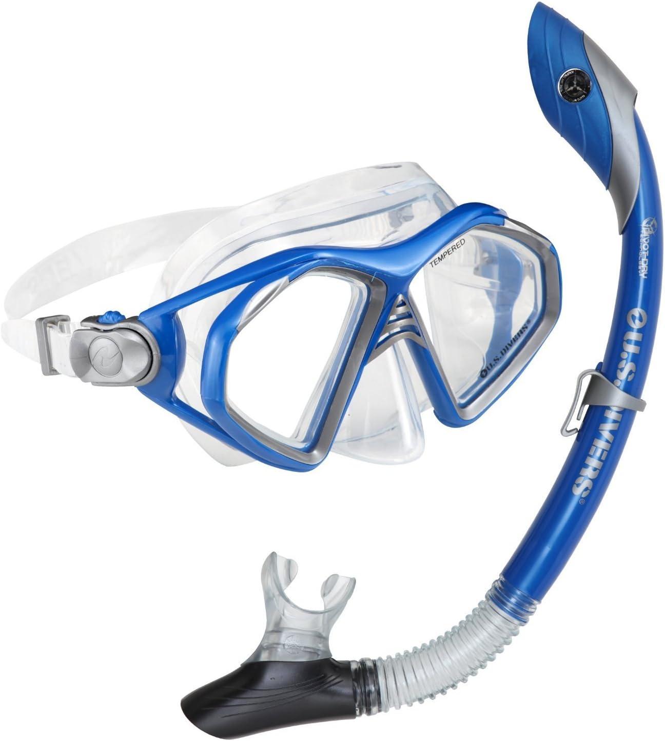 La mejor máscara de snorkel profesional