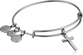 Best silver bracelet with cross charm Reviews