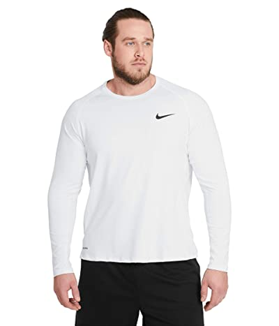 Nike Big Tall Pro Top Long Sleeve Slim