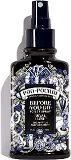 Poo-Pourri Before-You-Go Toilet Spray, Royal Flush Scent, 4 oz