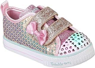 Skechers Kids' Shuffle Lite-Mini Mermaid Sneaker