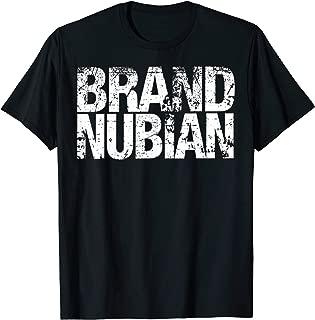 Best brand nubian t shirt Reviews