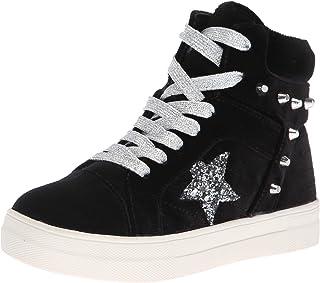 حذاء رياضي NINA للبنات من إيما، أسود، مقاس 11 وسط الولايات المتحدة للأطفال الصغار