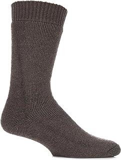 HJ Hall Men's and Women's 1 Pair ProTrek Rambler Wool Walking Socks