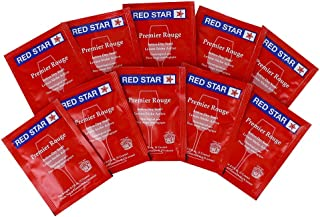 Premier Rouge Dried Wine Yeast (Pack of 10)