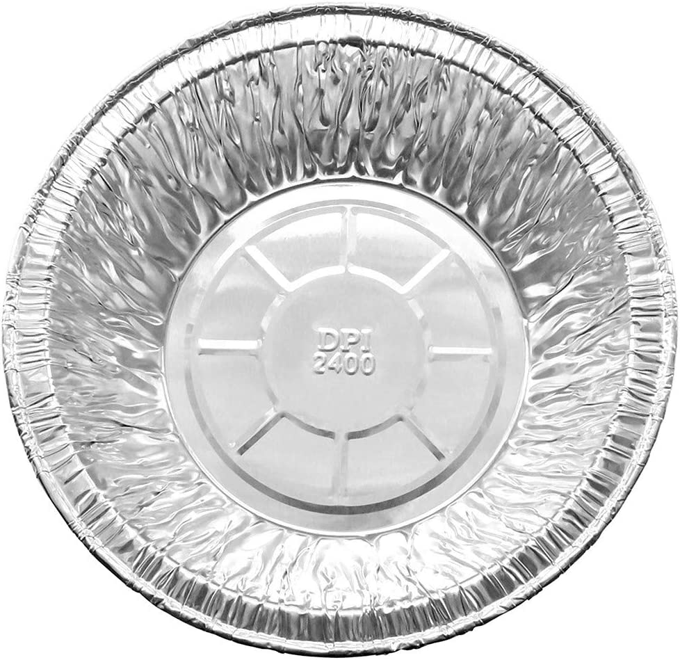 Disposable Aluminum 5 3 4 Extra Deep Meat 5% OFF 50 Pan Pie Max 60% OFF Pot #2400