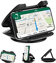 Cell Phone Holder for Car Dashboard, iVoler 360° Rotate Strong Sticky Gel Premium 3M Dashboard Phone Mount Cradle Compatible iPhone 11 Pro XS Max XR X 6 7 8 Plus Samsung Galaxy Note 9 S8 S9 Pixel GPS