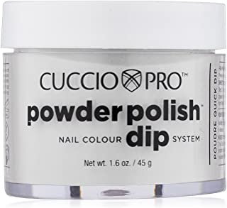 Cuccio Pro Dipping Powder, Clear, 1.6 Ounce