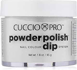 Cuccio Pro Dipping Powder, Clear, 1.6 Ounce