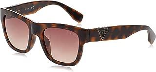 Guess Square Women's Sunglasses - GU7440-5452F - 54-21-140 mm