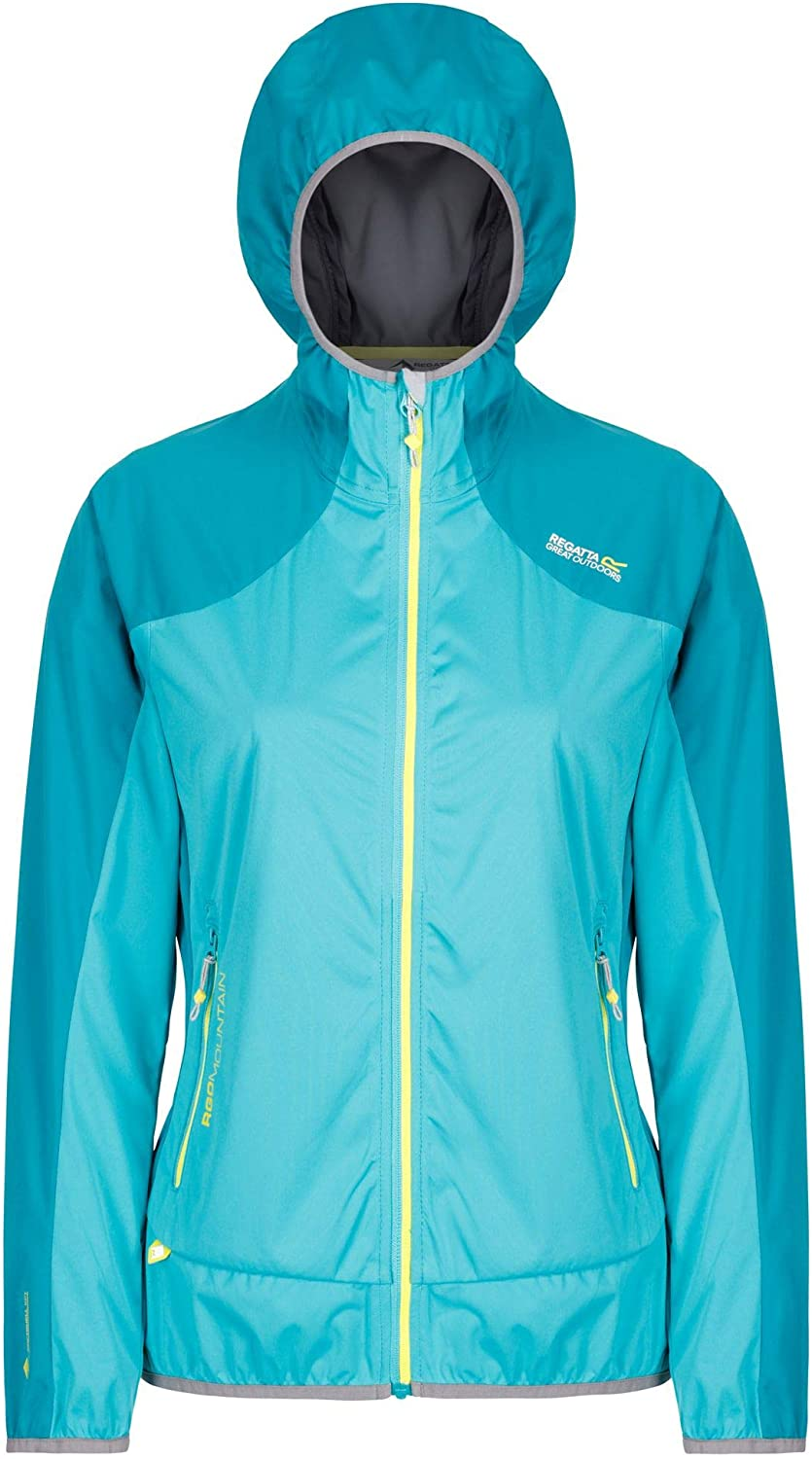 Regatta Womens Ladies Tarvos Hooded Jacket