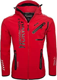 Chaqueta cazadora abrigo largo corto rojo roja hombre caballero plumas oca ganso invierno otoño verano primavera cuero americana todo de rojo