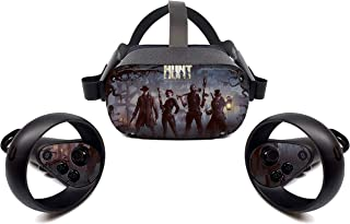 Oculus Quest Accessories Skins survival horror game VR Headset and Controller Decal Sticker Protective Bafna Anusha