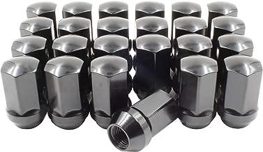 Wheel Accessories Parts Set of 24 Lug Nut M14x1.5 (1.77