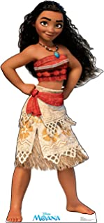 Advanced Graphics Moana Life Size Cardboard Cutout Standup - Disney's Moana
