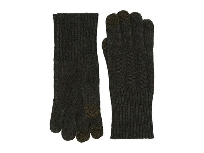 Cable Gloves (Evergreen) Extreme Cold Weather Gloves