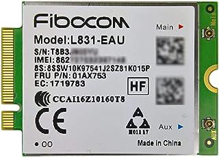 Lenovo 4XC0M95179 ThinkPad Fibocom XMM7160 Wireless Cellular Modem for ThinkPad L470, L570, 4G LTE, M.2 Card, 150 Mbps