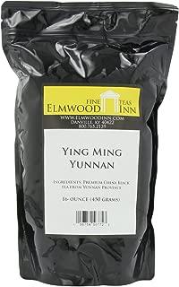 Elmwood Inn Fine Teas, Ying Ming Yunnan Black Tea, 16-Ounce Pouch