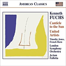 Fuchs, K.: Canticle To The Sun / United Artists