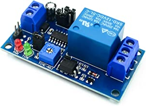 Electronic Module DC 12V Delay Relay Delay Turn On/Delay Turn Off Switch Module with Timer