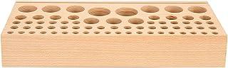 DIY skórzana półka skórzany stojak na narzędzia, stojak na wyroby galanterii skórzanej, stabilny wielofunkcyjny wygodny 68...