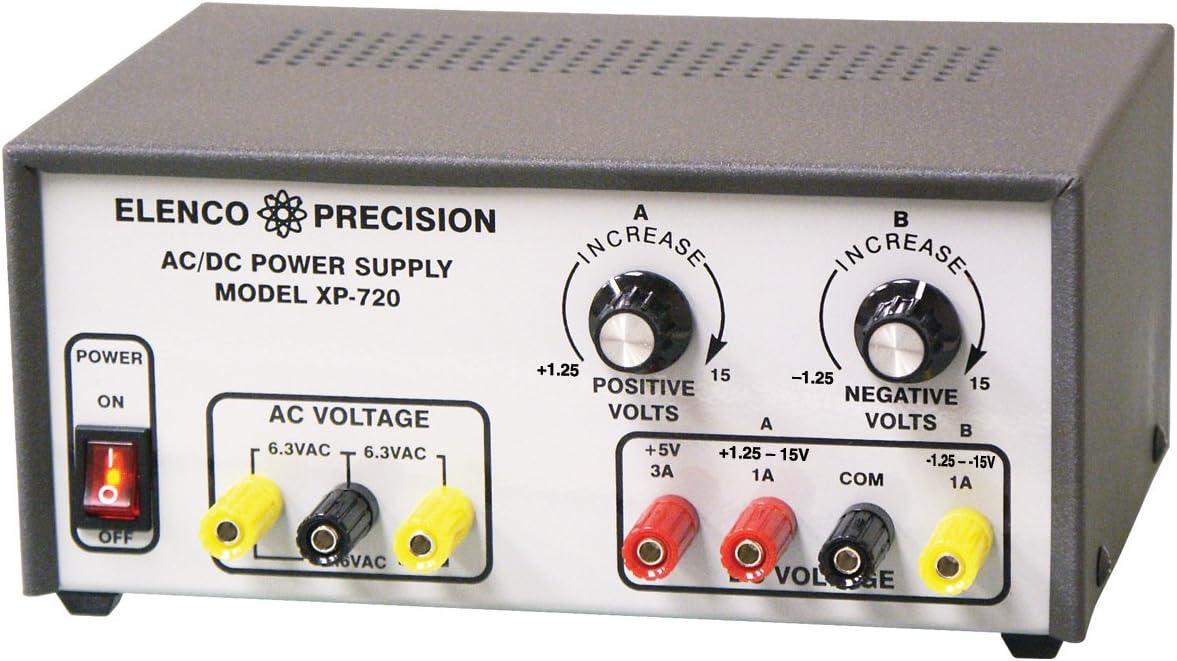 Low price Elenco AC DC Sales results No. 1 Triple Supply Output Power Kit