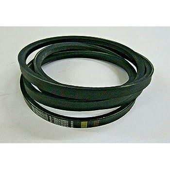 XJ Replacement Belt 5//8x 74 for Dayco L574 Dixon 2412,539124487 Gates 6974 Goodyear 85740 76181-758-L00 Murray 302289,302289MA B71 Toro 94-2513,94-4399 Westwood2695 Yanmar5511 Yazoo205-071