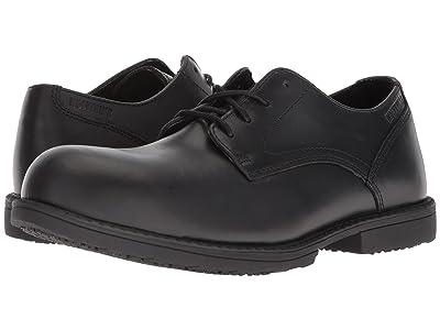 Wolverine Bedford Oxford Steel Toe (Black) Men