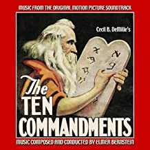 The Ten Commandments - Music From The Original 1956 Soundtrack