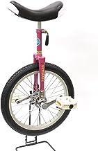 """どのスポーツのトレーニングにも一輪車は最適。 バランス感覚・体幹を鍛えられます!MYSオリジナルモデル""""Stay On Top""""【MYS16PK】シャイニングピンク 16インチ 日本一輪車協会認定 ベルマーク 一輪車 ユニサイクル プレゼント キッズ 低学年 走りやすい"""