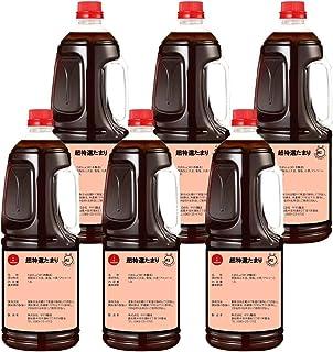 半田の旨味家 超特選 たまり醤油 1.8L × 6本 化学調味料無添加