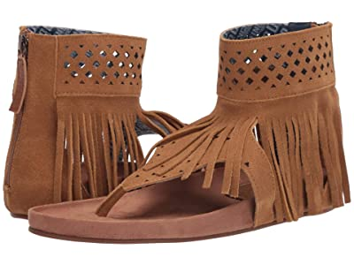 Dingo #HeatWave (Camel Suede) Women